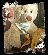 Teddybär Barmenia Zwergensprache